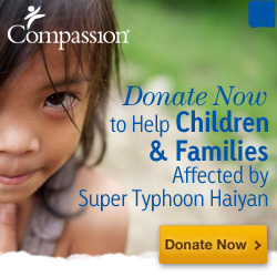 Help Children Affected by Philippines Typhoon