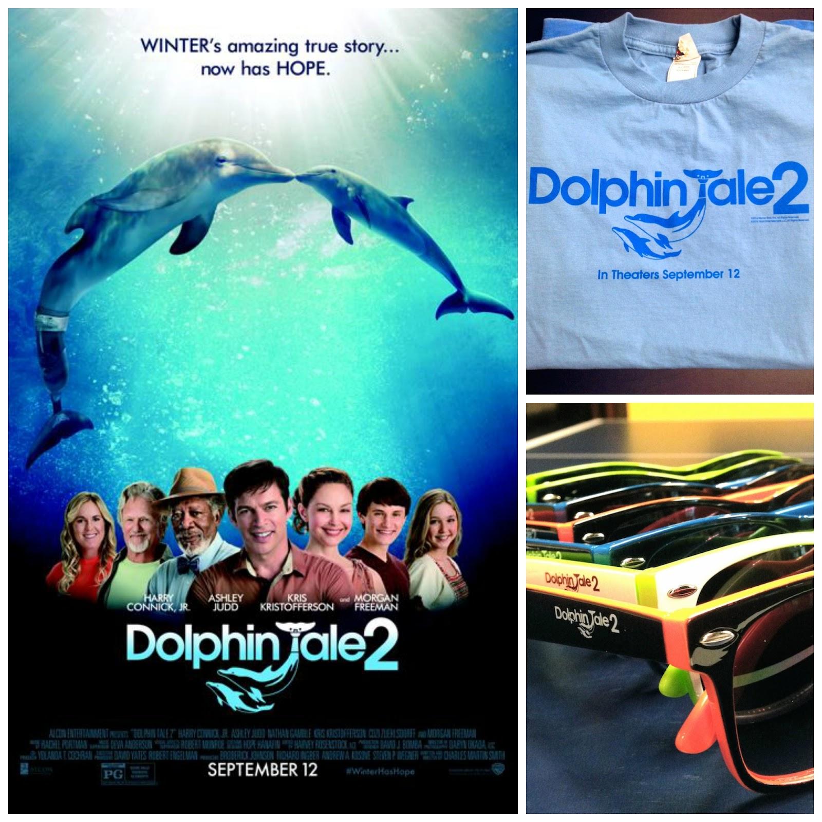 Dolphin Tale 2 Winterhashope