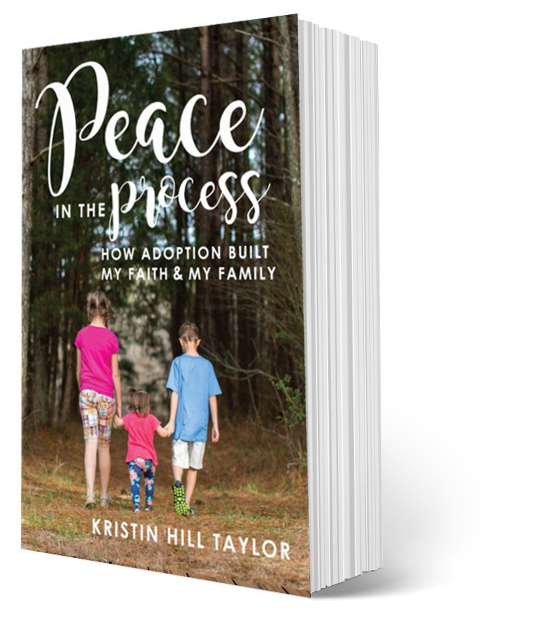 Kristin Hill Taylor: Peace in the Process